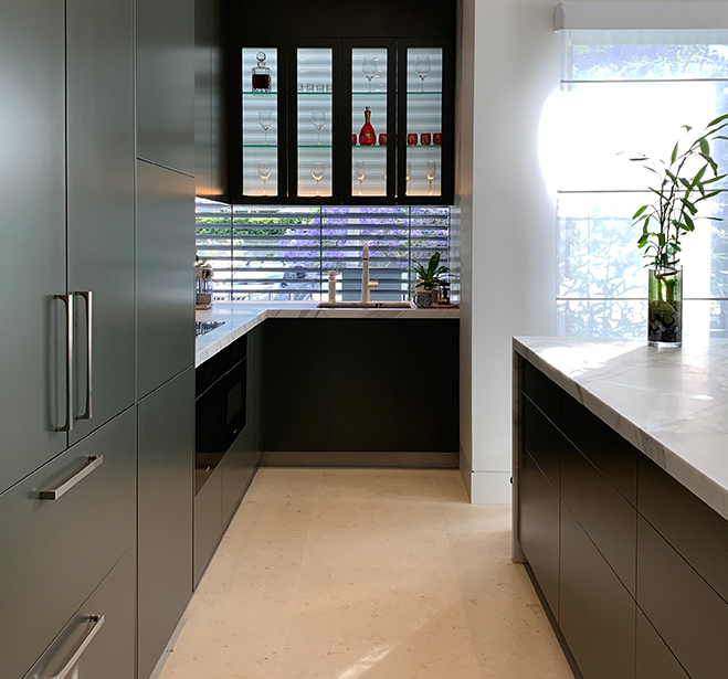 Scarelli Joinery Project - Double Bay Sydney Residential - Square 1