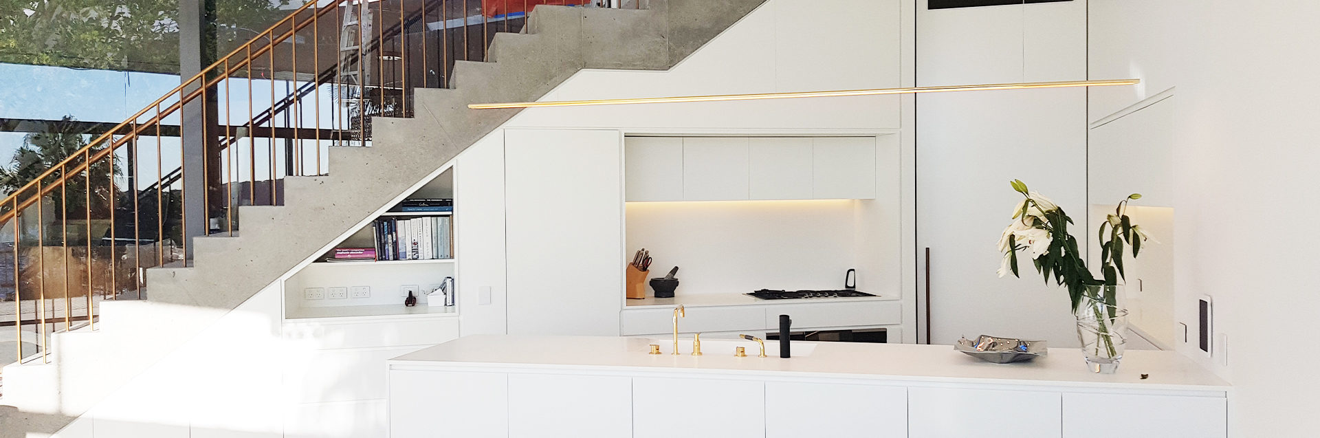 Scarelli Joinery Project Vaucluse Residence -Featured Image